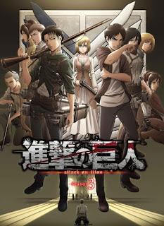 Shingeki no Kyojin Season 3 الحلقة 03 مترجم اون لاين