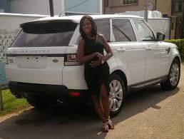Linda Ikeji Range Rover wealth