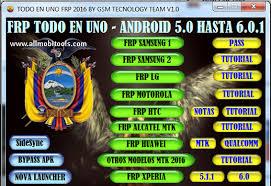TODO EN1 FRP Remover Tool 2018 Free Download