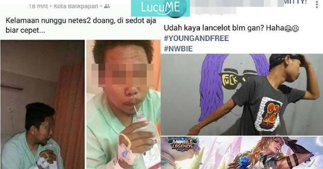 10 Kelakuan Kocak Warganet di Media Sosial, Kampret Banget