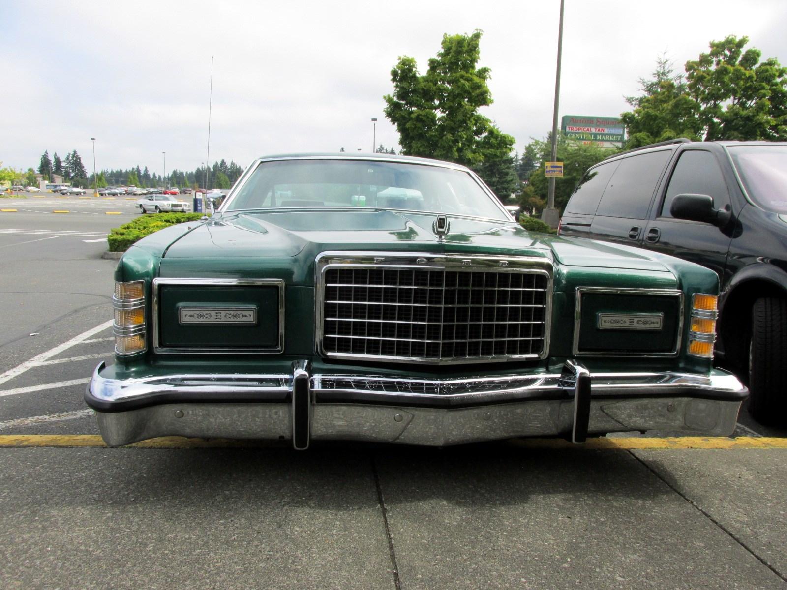 Seattle's Classics: 1978 Ford LTD Landau