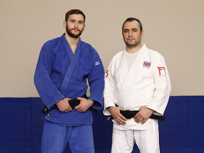 Efficient Judo Interview: Neno Avelov & Peter Yeo
