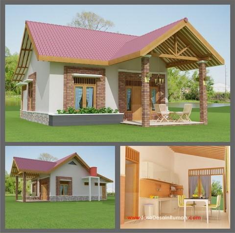 model rumah minimalis sederhana 3