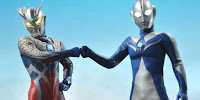 Download Ultraman Cosmos Subtitle Indonesia
