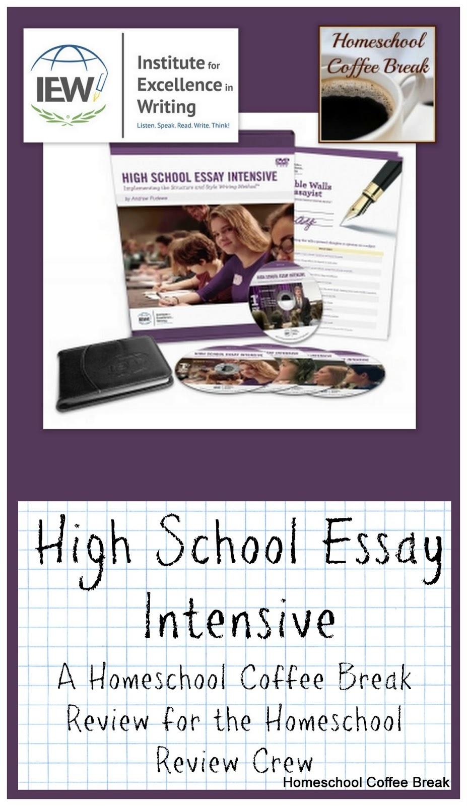 High School Essay Intensive