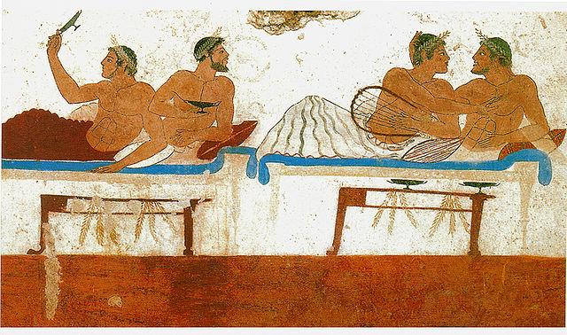 Paestum-Painting-Tomb