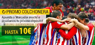 bwin promocion 10 euros Betis vs Atlético Marcador exacto 14 mayo