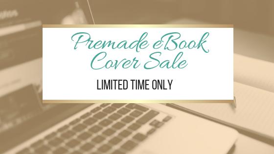 Premade eBook Cover Sale