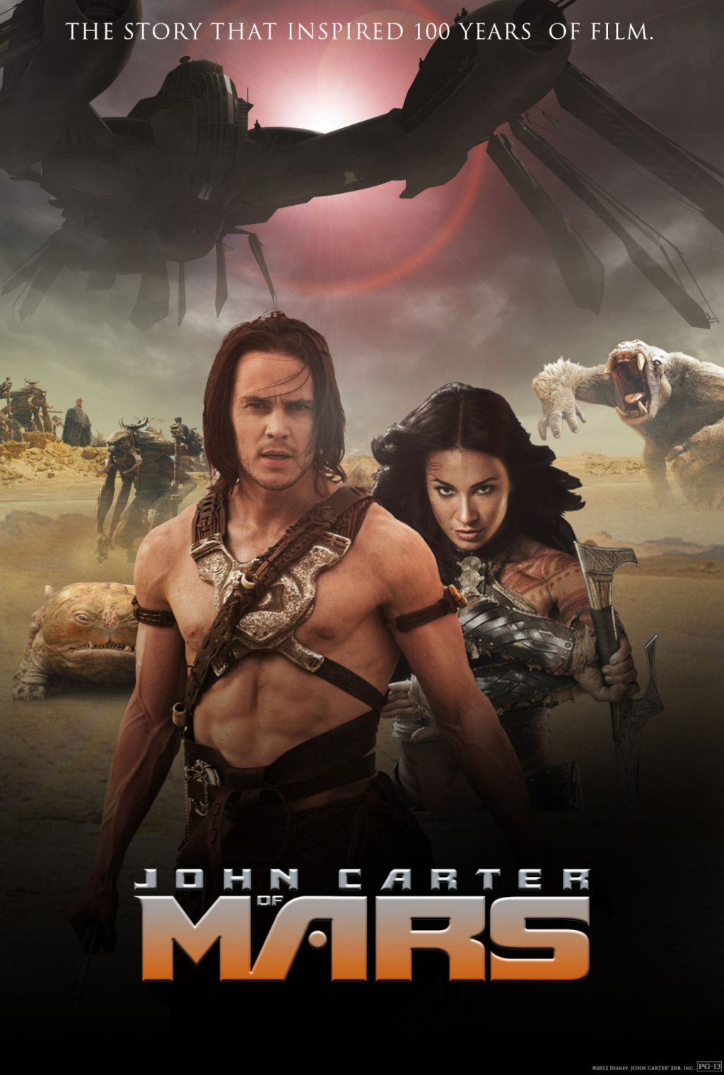 john carter from mars - photo #5