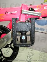 element platinum 20 inci sepeda lipat