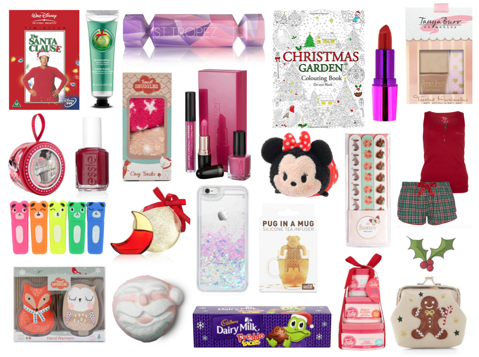 Stocking Fillers for £5 or Less