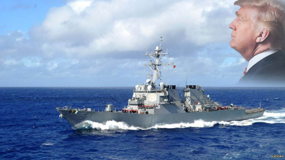 Tiến sỹ Trương: Chưa thấy dấu hiệu Mỹ hạ thấp vai trò ở châu Á, Biển Đông