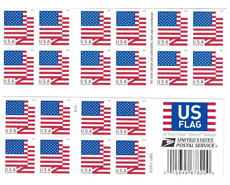 AMAZON LIGHTNING DEAL USPS Forever Stamps For 43 Cents