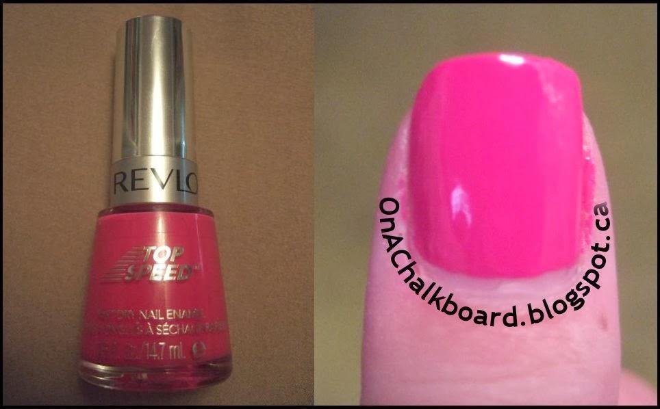 Easy As 1-2-3:  Pink & Purple Split