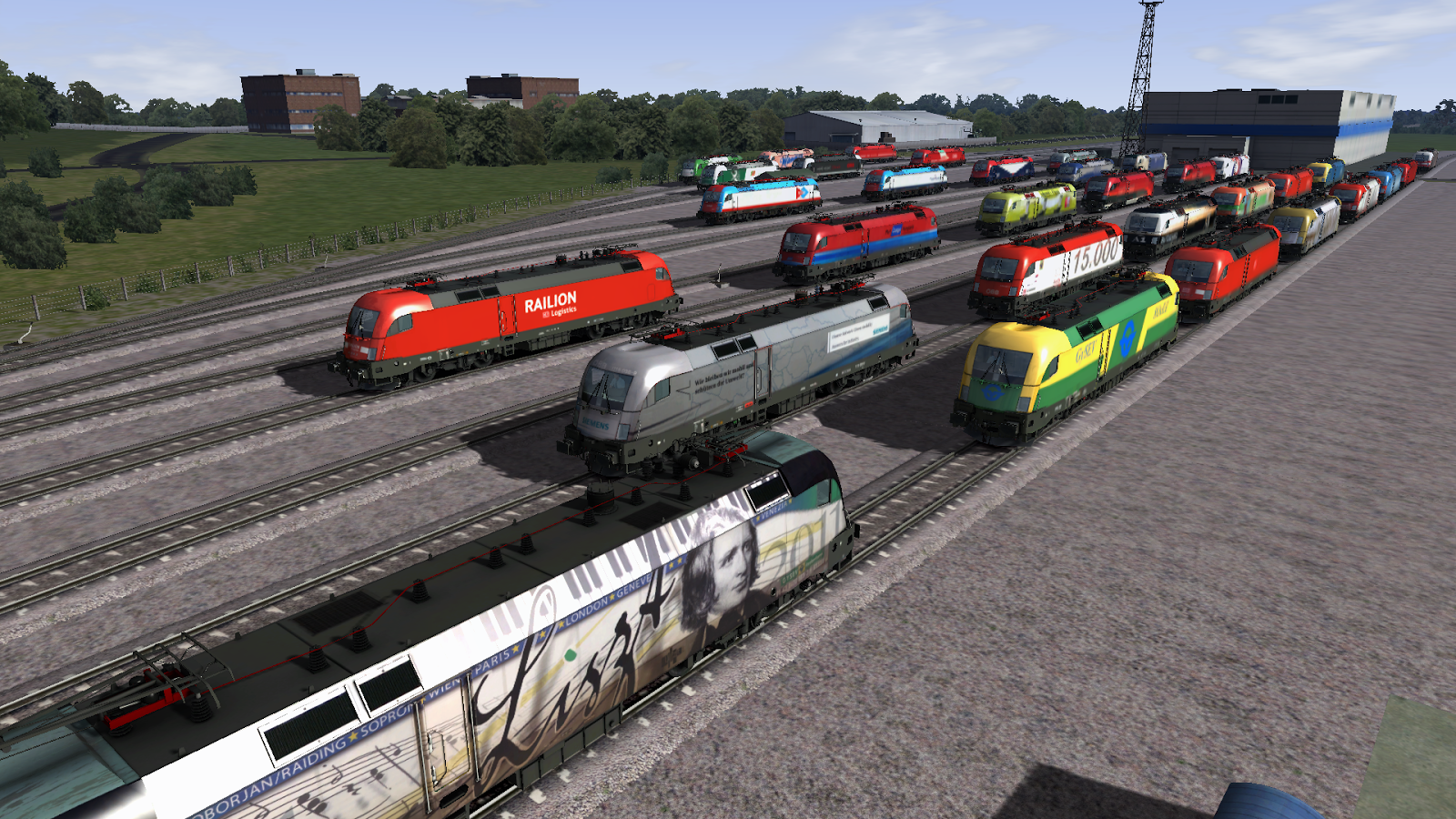train simulator 2013 strecken