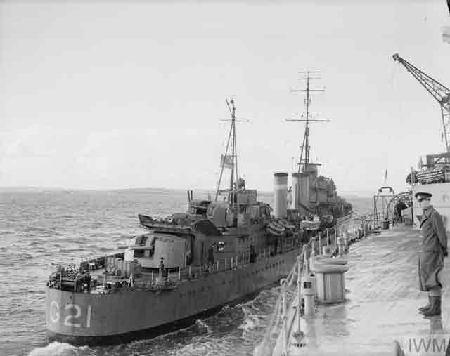 HMS Kent 22 October 1941 worldwartwo.filminspector.com