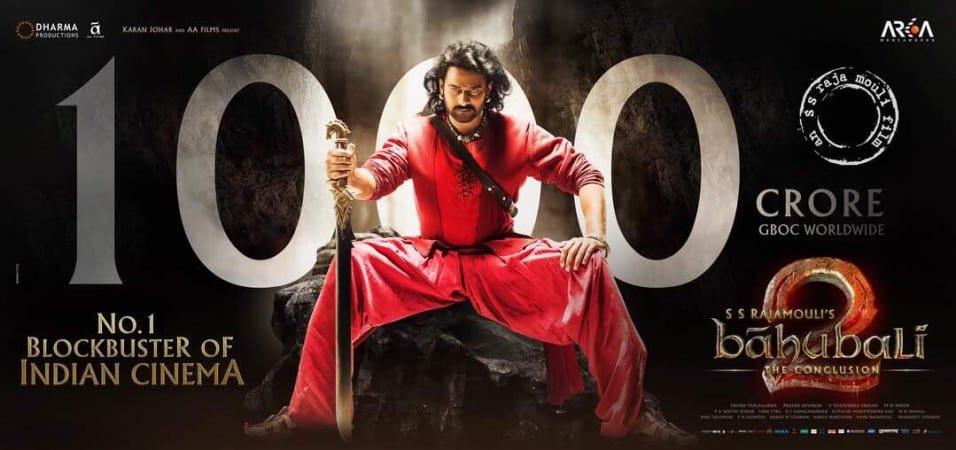 Baahubali 2 Box Office Collection Worldwide