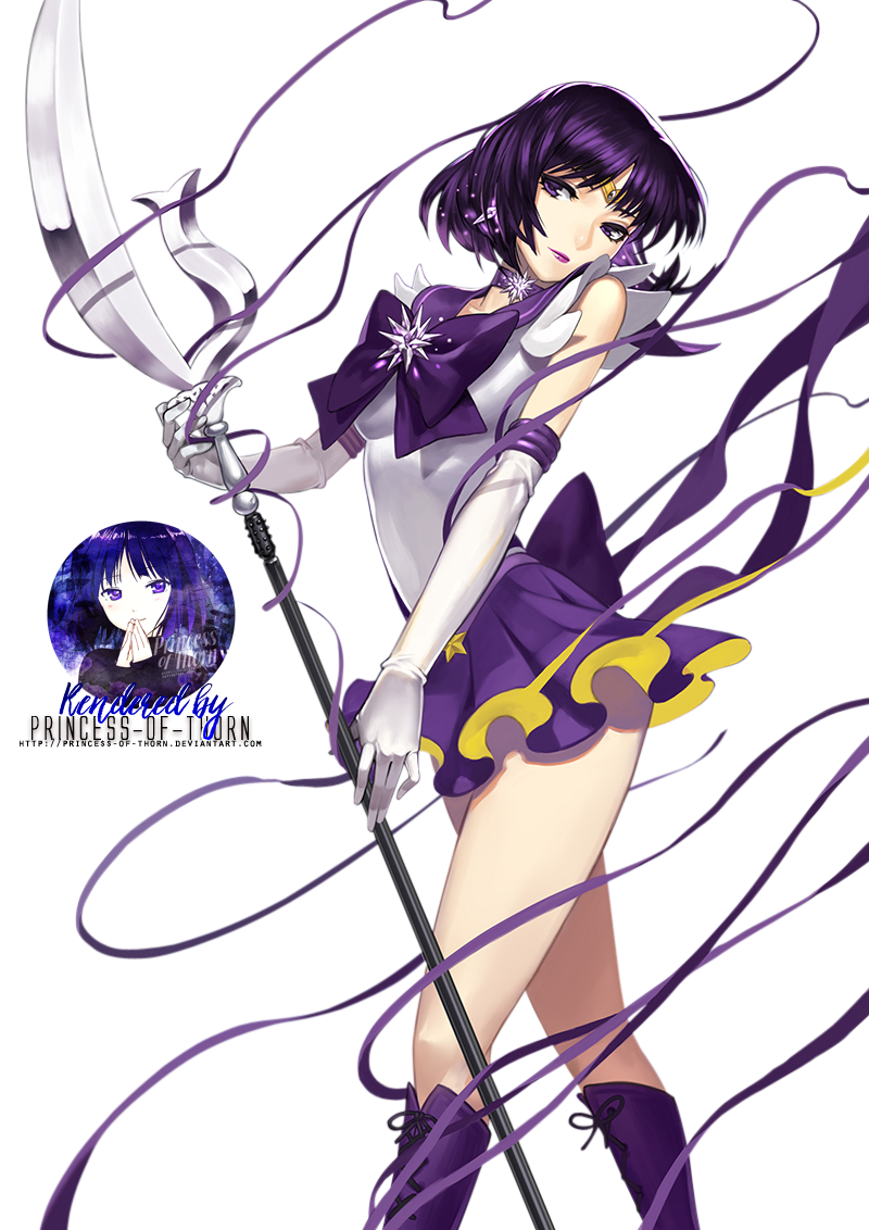 render Sailor Saturn