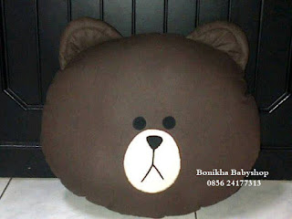 Bantal Brown