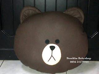 Bantal Brown