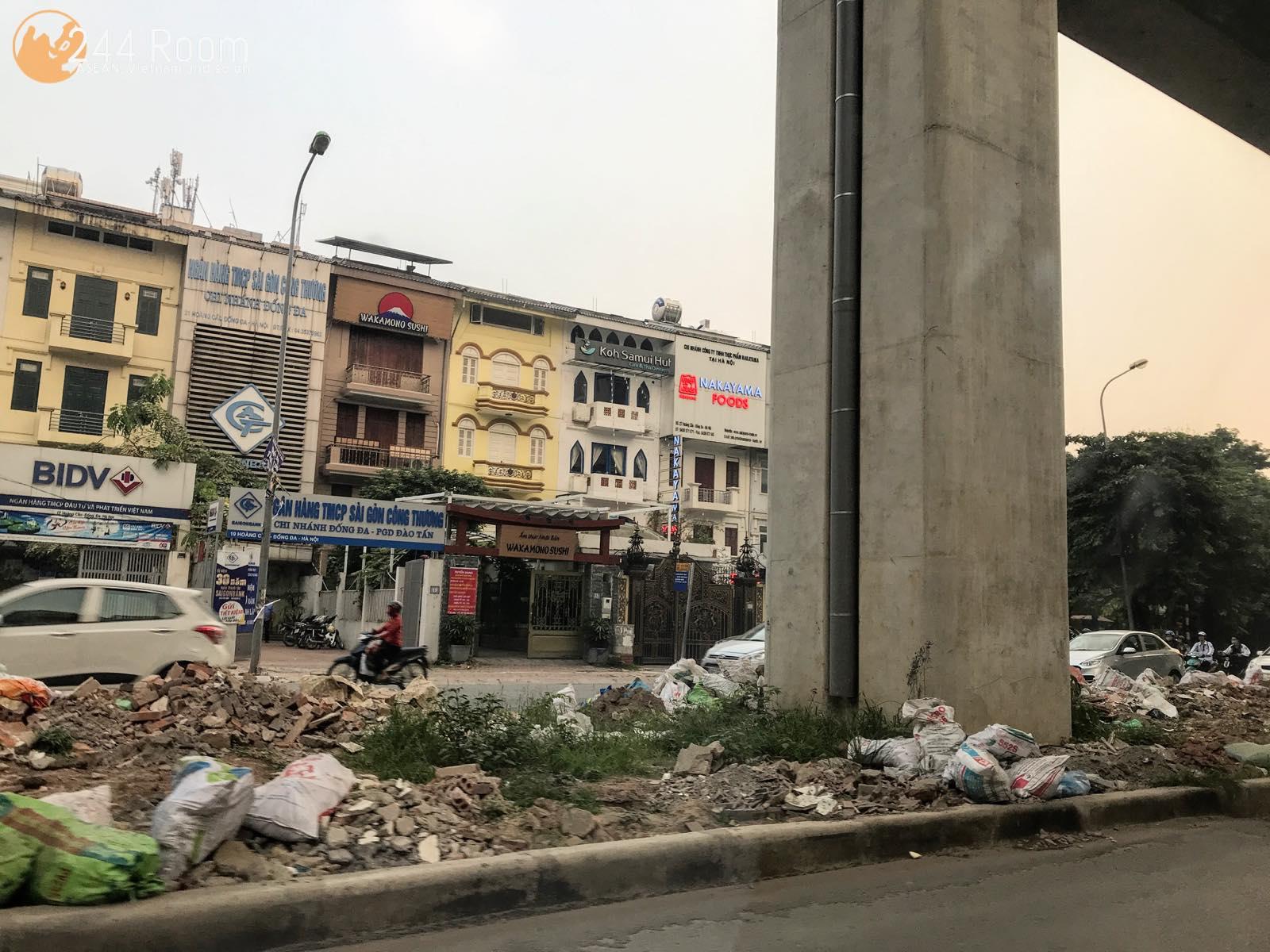 ハノイ高架鉄道 Elevated railway Hanoi
