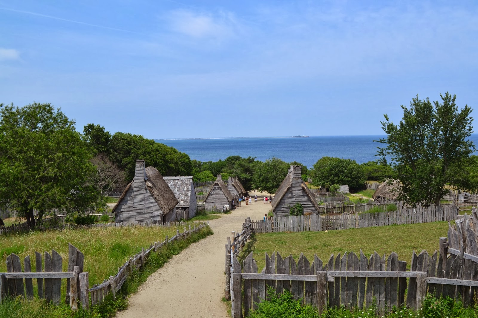 Hoosier Happenings: Thanksgiving Photo Essay from Plimoth