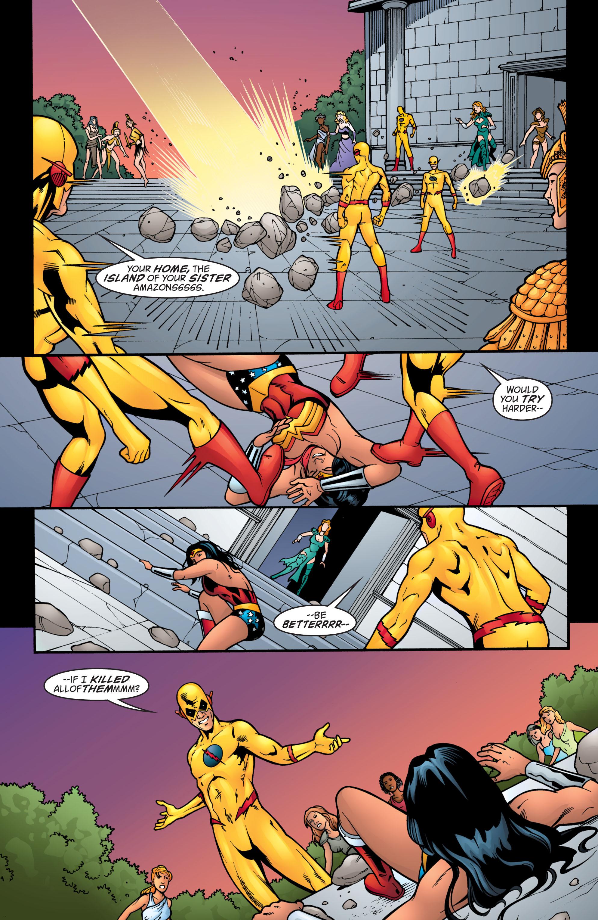 Read online Wonder Woman (1987) comic -  Issue #214 - 12