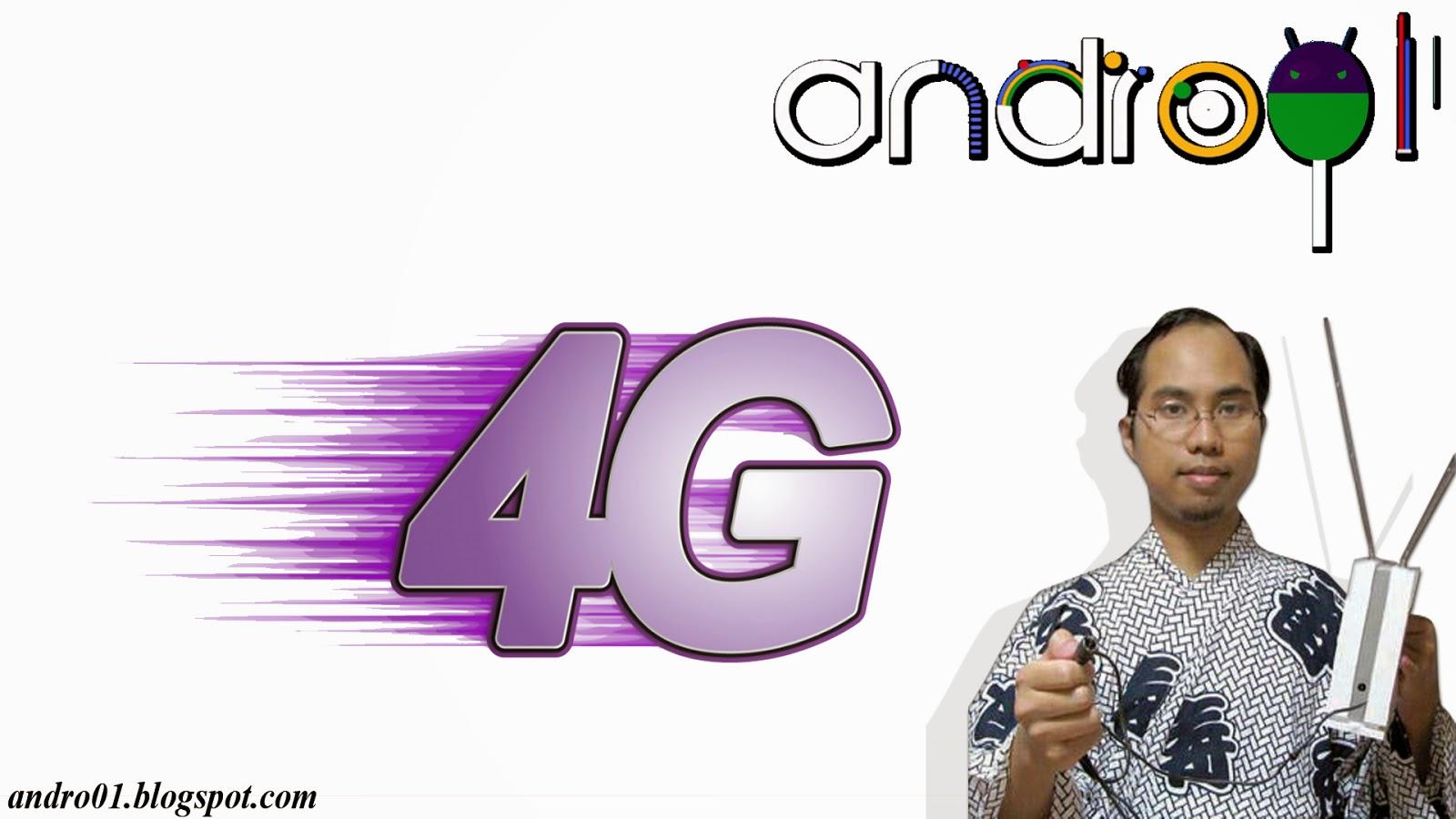 Cara Kerja Jaringan 4G/LTE