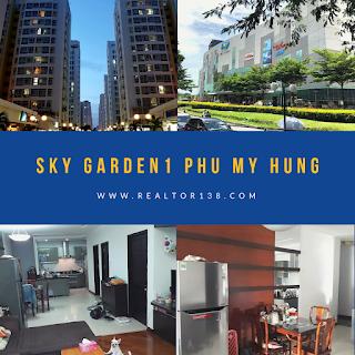 bán chung cư sky garden khu đô thị phú mỹ hưng