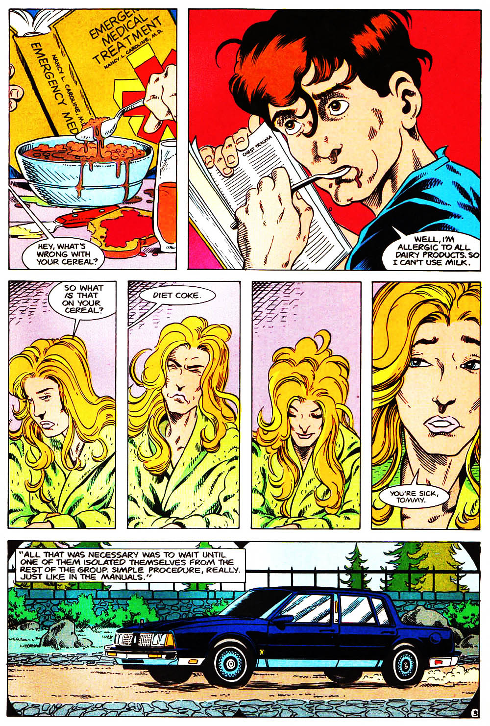 Elementals (1984) issue 10 - Page 7