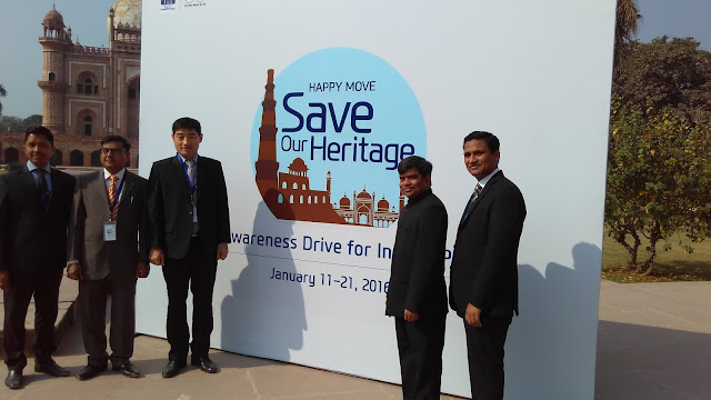 Hyundai Save Our Heritage CSR Initiative
