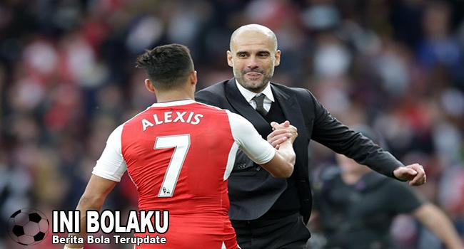 Sanchez Segera Berkostum Manchester City?
