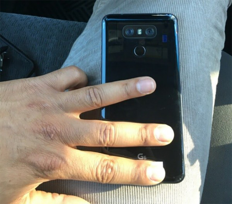 LG G6 Live Photo Leaks!