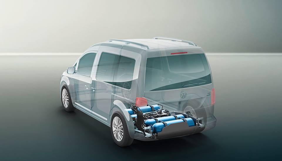 Νέο Volkswagen Caddy Van by FISIKON με κατανάλωση 3,5 ευρώ στα 100 χιλιόμετρα!