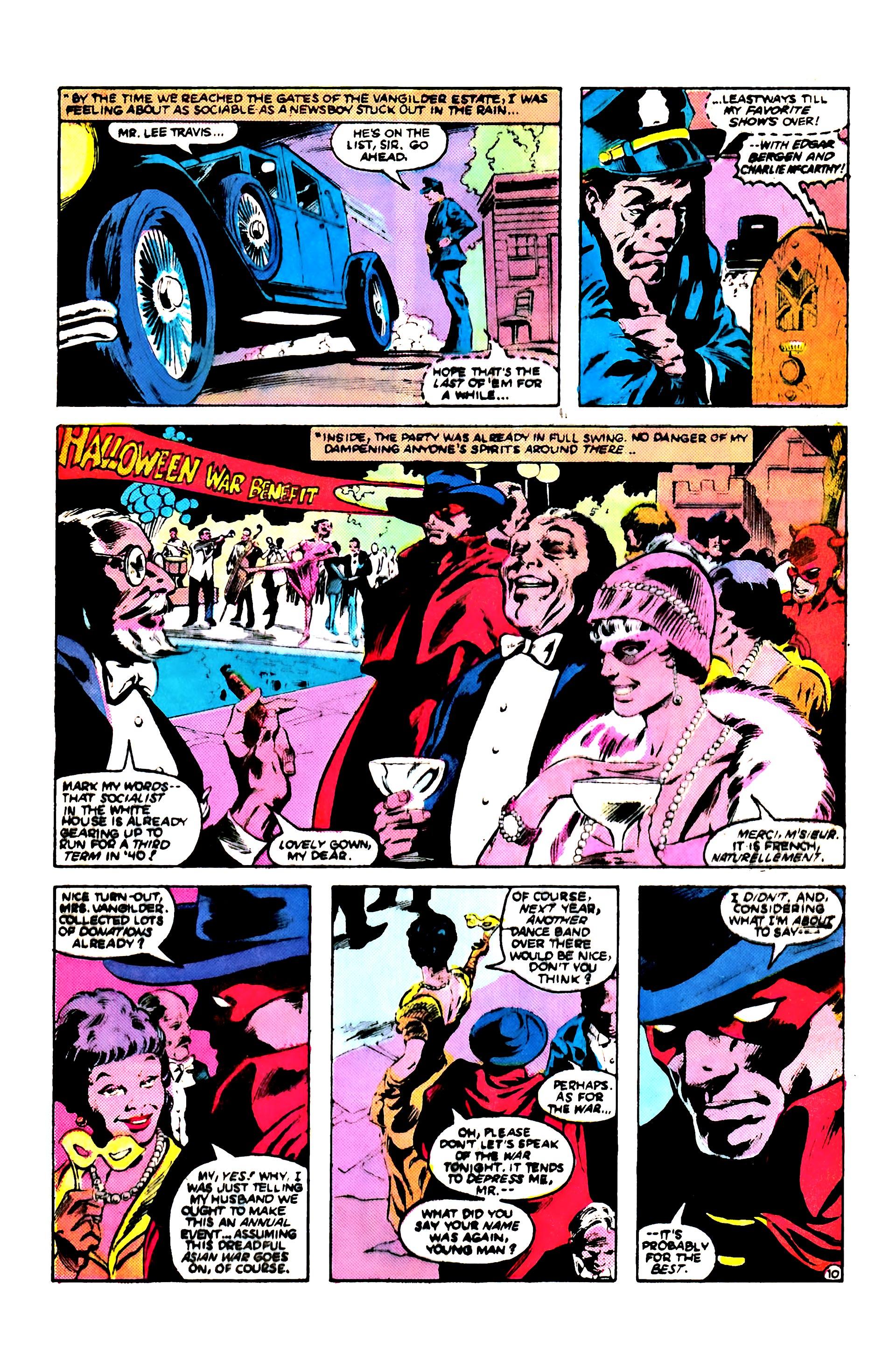 Read online Secret Origins (1986) comic -  Issue #5 - 16