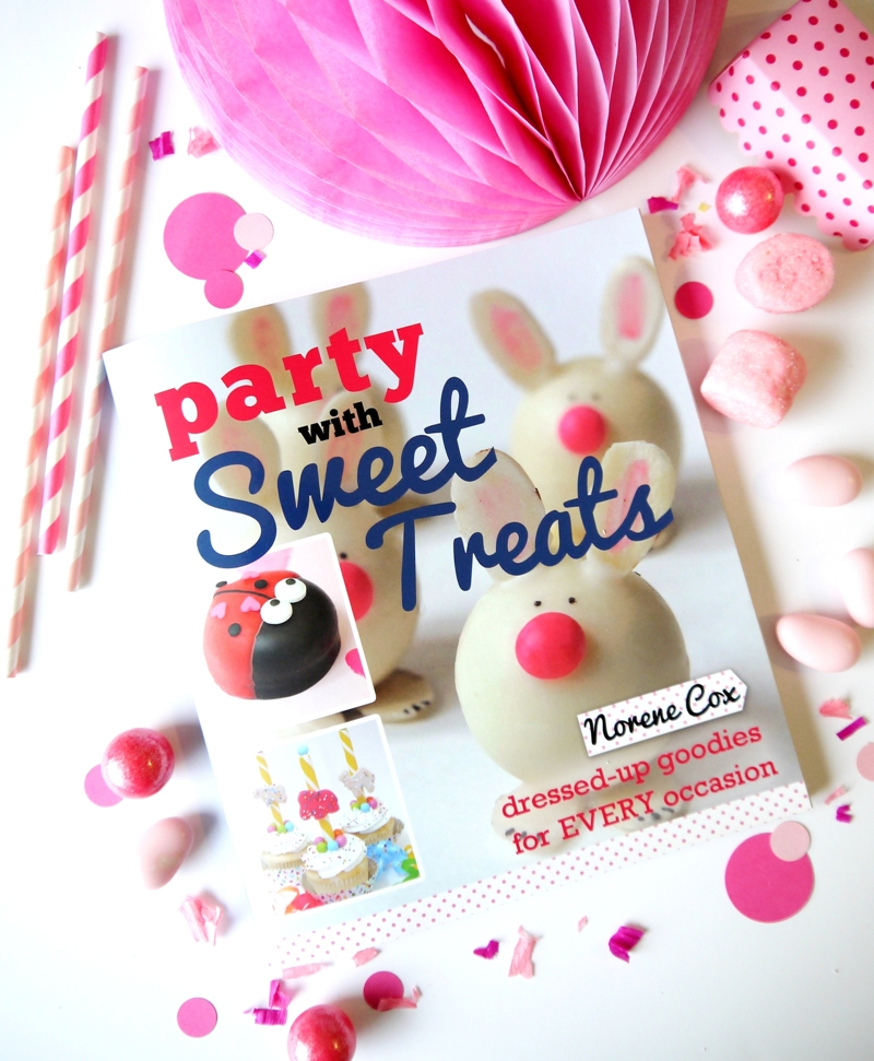 Giveaway | Party with Sweet Treats Book