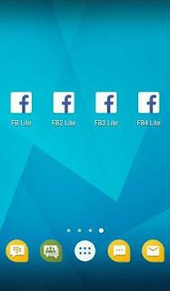 Facebook Lite Clone Multi APK Terbaru 2017 ~ GRATIS
