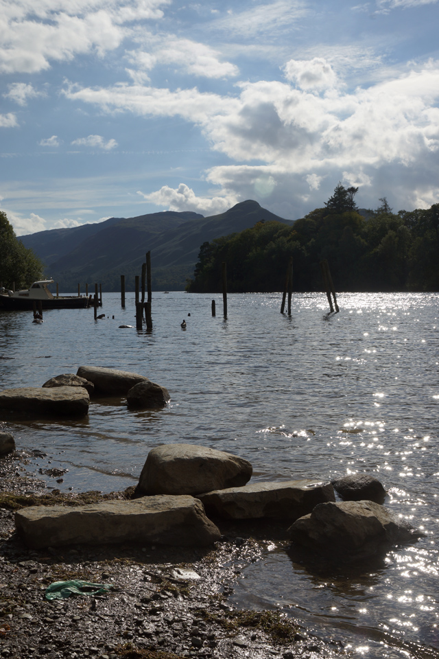 Keswick Derwentwater Hello Freckles Lake District