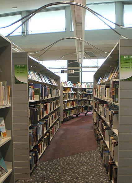 A Latitude of Libraries: Return Ticket to Glen Eden