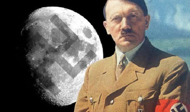 Terziski: Οι ΝΑΖΙ πάτησαν Πρώτοι στην Σελήνη και Έφτιαξαν Βάση 27 Χρόνια Πριν τη NASA