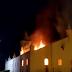 Igreja Matriz de Monte Santo/BA  sofre incêndio na madrugada deste sábado; veja vídeo