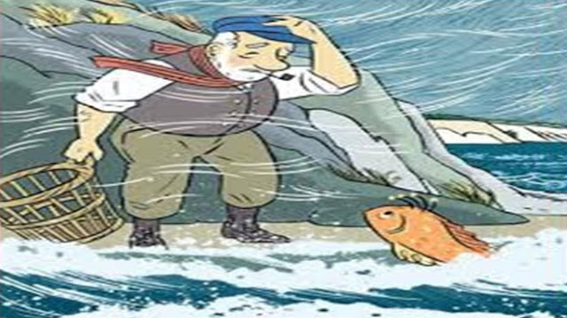 cerita rakyat ikan ajaib