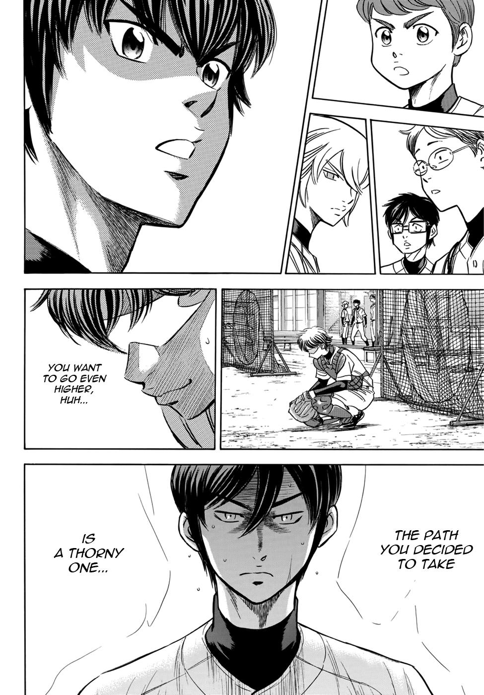 Daiya no A - Act II - Chapter 35