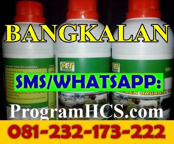 Jual SOC HCS Bangkalan