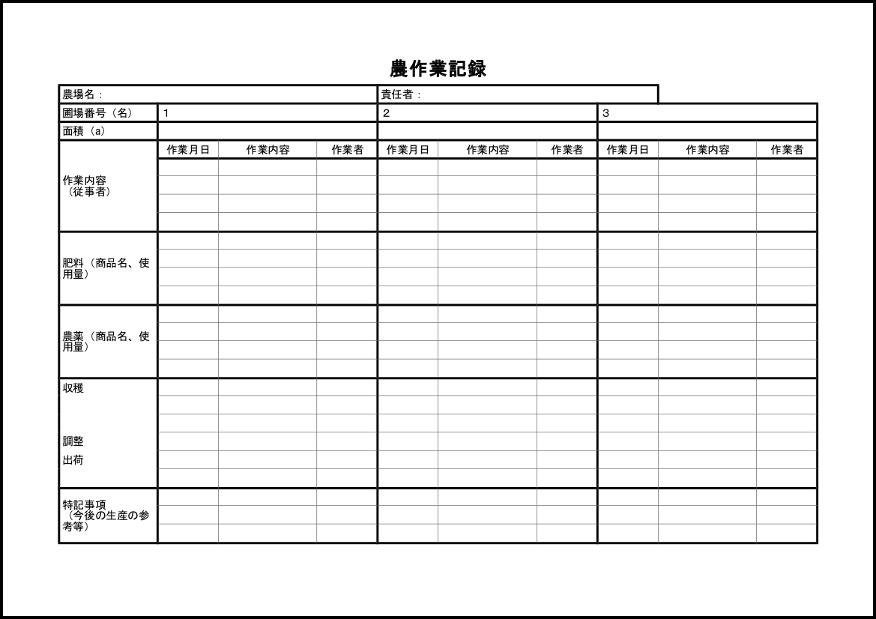 農作業記録 004