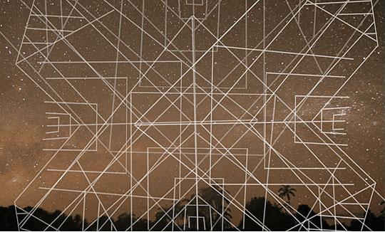 Exposición. EL ORIGEN DE LA NOCHE. Sonido, tiempo y territorio indígena.