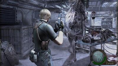 Resident Evil 4 HD Remaster Story
