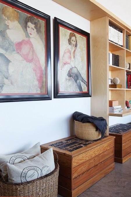 Cestos decorativos decorar tu casa es for Foro de decoracion facilisimo