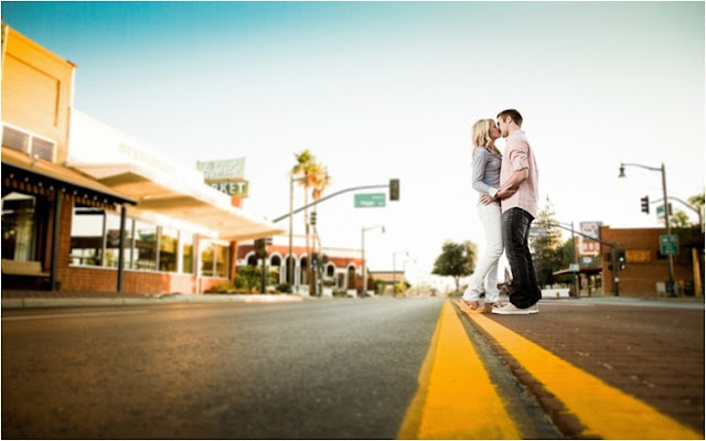 sevgiliye romantik sürpriz