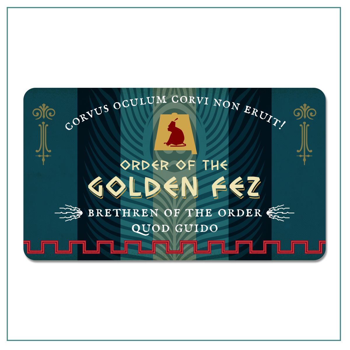 The Order of the Golden Fez